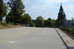 Parking w Olszynach po