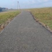 droga dojazdowa grunty olszyny