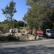 Budowa kanalizacji i wodociągu
